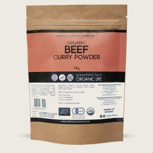 Curry Powder Beef