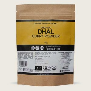 Curry Powder Dhal