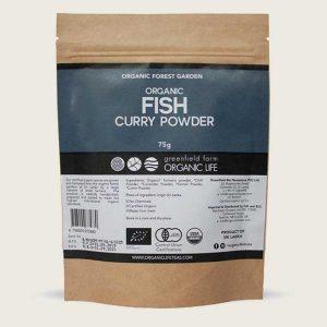 Curry Powder Fish