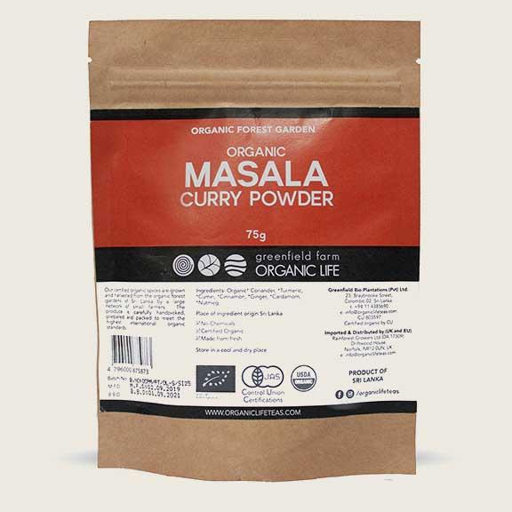 Curry Powder Masala