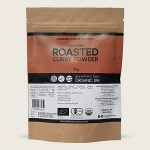 Curry Powder Roasted