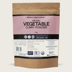 Curry Powder Vegetable