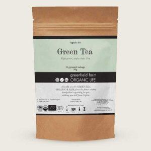 Organic Life Green Tea 30g