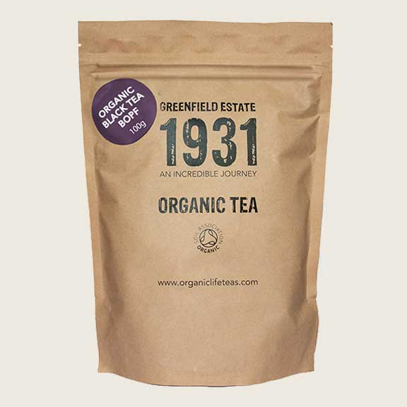 Organic Life BOPF Black Tea 100g