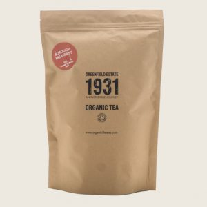 Organic Life Borough Breakfast 100 Non Woven Pyramid Tea Bags 200g