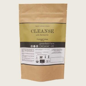 Organic Life Cleanse with Turmeric 22.5g