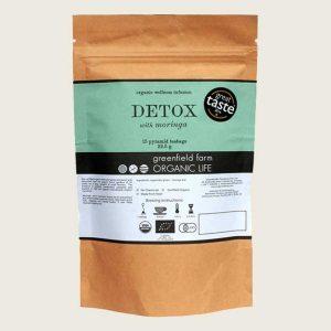 Organic Life Detox with Moringa 22.5g