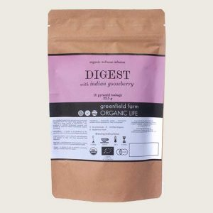 Organic-Life Digesting with Indian Gooseberry 22.5g