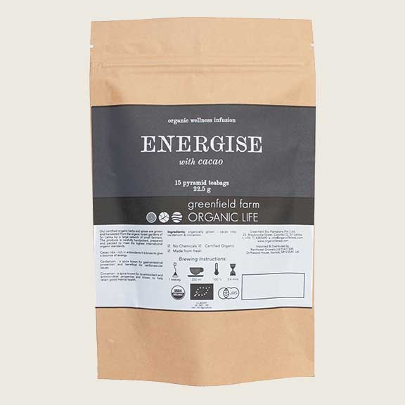 Organic-Life-Energies with Cacao 22.5g