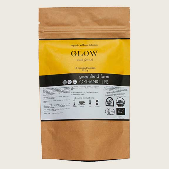 Organic Life Glow with star mix 22.5g