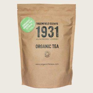 Organic Life Green Tea Citrus Spice 100g