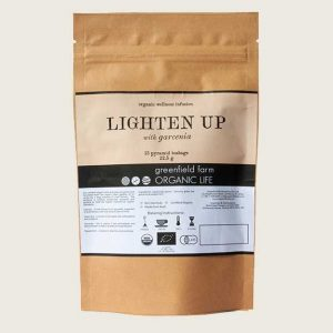 Organic Life Lighten up with Garcinia 22.5g