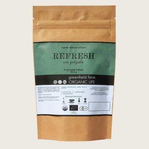 Organic Life Refresh with Polpala 22.5g