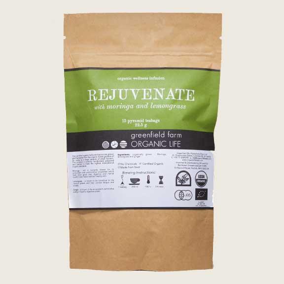 Organic Life Rejuvanate 22.5g
