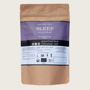 Organic Life Sleep with Gotukola 22.5g