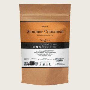 Organic Life Summer Cinnamon 22.5g
