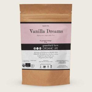 Organic Life Vanilla Dreams 22.5g