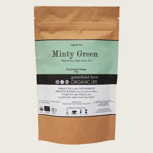 Organic Life Minty Green 30g