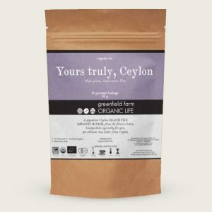 Organic Yours Truly Ceylon 30g