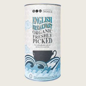Organiclife teas English Breakfast 100g