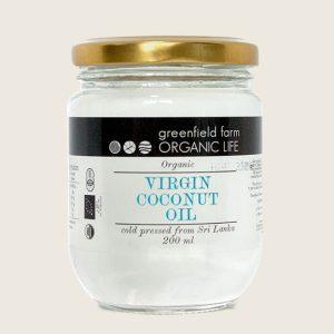 Organic-Life-Virgin Coconut Oil 200 ml