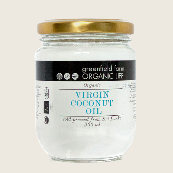 Organic-Life-Virgin Coconut Oil 200 ml