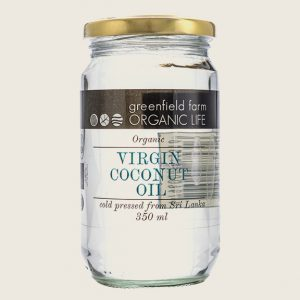 Organic-Life-Virgin Coconut Oil 350 ml