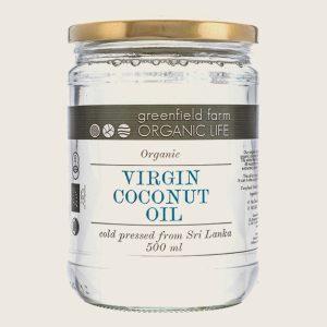 Organic-Life-Virgin Coconut Oil 500 ml