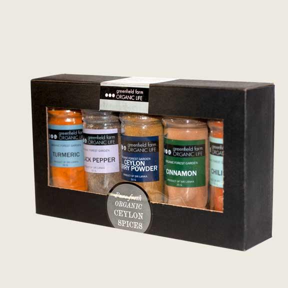 Spice Powder Gift Box 250g